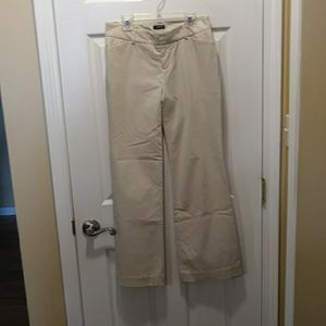 GAP Stretch Modern Fit Flare Trouser